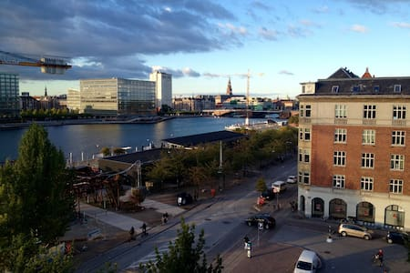 The perfect room by the waterside! - København
