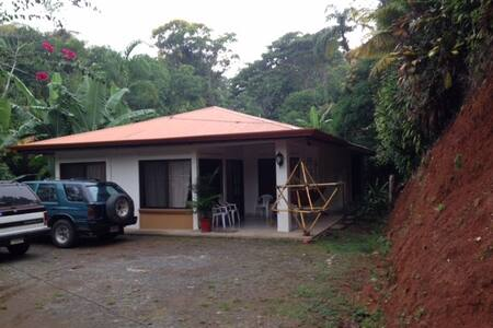 Private Home on Domincal Bus Line - Platanillo - House