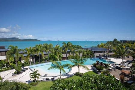 Whitsundays unit with ocean views - Apartament