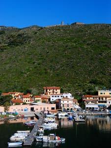 casa vacanza Arcipelago Toscano - Porto - Appartement