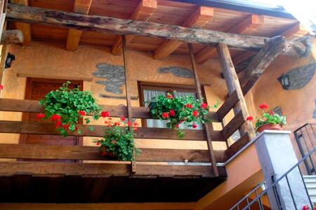 B&B room among the Alps, in Sauze d'Oulx - 3 - Sauze d'Oulx - Bed & Breakfast