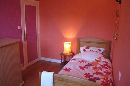 Chambre 1 personne Blois Val de Loire - Casa