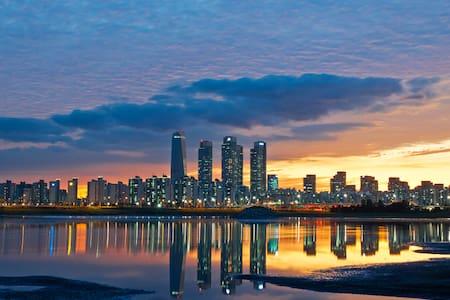Best View in KOREA (Songdo)