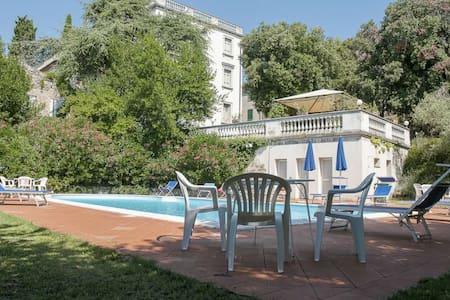 Appartamento luminoso in villa esclusiva - Tuoro Sul Trasimeno - Apartment