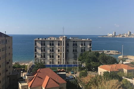 65 m sqr with amazing sea view - Jounieh