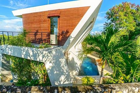 Modern Beach House at Pandawa Beach - Nusa Dua (Kutuh) Pandawa - Haus