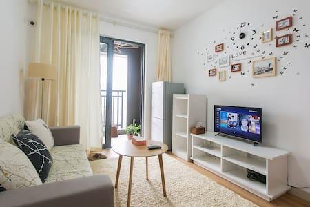 39 floor Shenzhen scenery 享家公寓 高新科技园地铁站口舒适景观两房 - 深圳