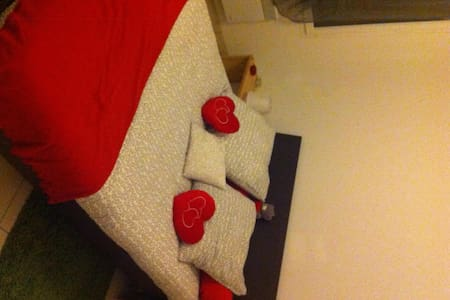 chambre lit double - Wohnung