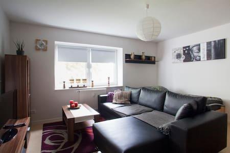 Schönes Zimmer in WG 19qm Bahnhofsnähe - Apartemen