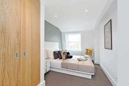 Modern and Spacious double bed next to Marble Arch - Apartment