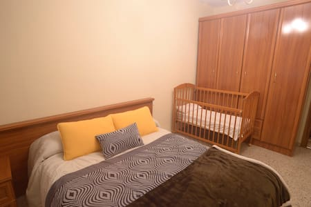4th Room for 2 in aparment of Central Area - Appartement