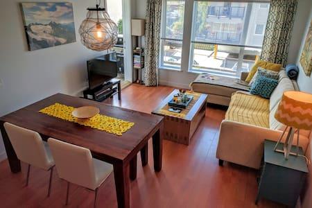 North Vancouver Private Modern Condo - North Vancouver - Apartment