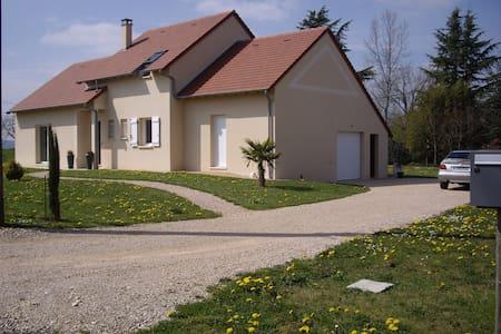 Maison neuve moderne proche Padirac - Saint-Michel-Loubéjou - Casa