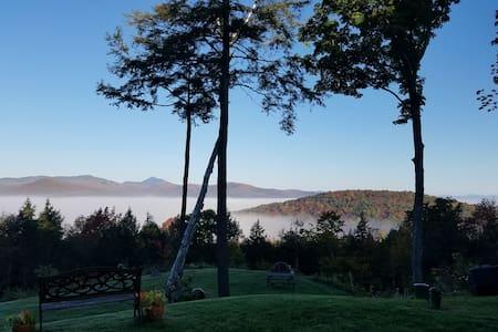 Above the Clouds Retreat - Moretown - Dům pro hosty