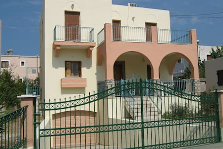 3 BED, 3 BATH BEAUTIFUL HOUSE - Kalimnos - Hus