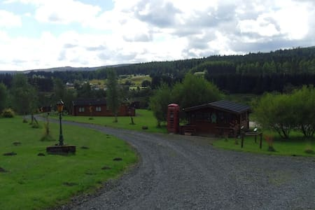 Cosy Kielder lodge-lots to do, amazing night skies - Kielder