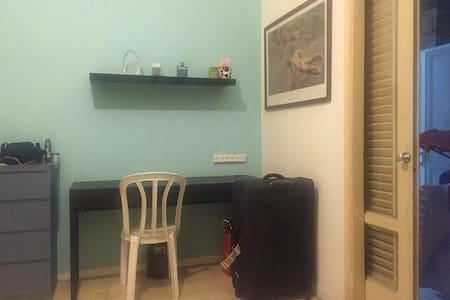 big furnished room in mid jaffa - Tel Aviv-Yafo - Appartamento
