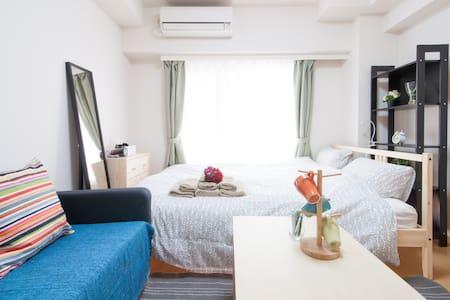 SHIBUYA7min/Free wifi/MAX 3Guest - Wohnung