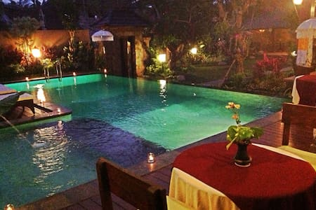 Ubud center Villas