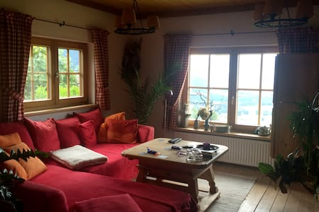 Cosy Country Chalet! SKI IN- SKI OUT - Westendorf - House