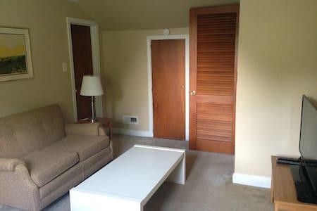 1 BR Suite - Winston-Salem - Maison