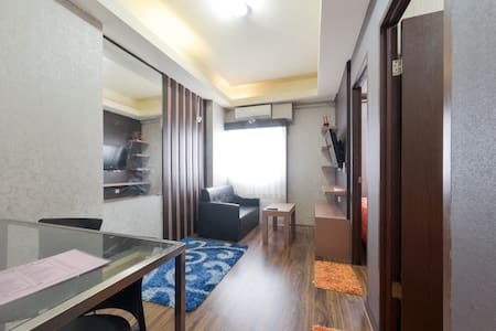 Homtel @ The Suites Metro (A08|15) - Bandung City