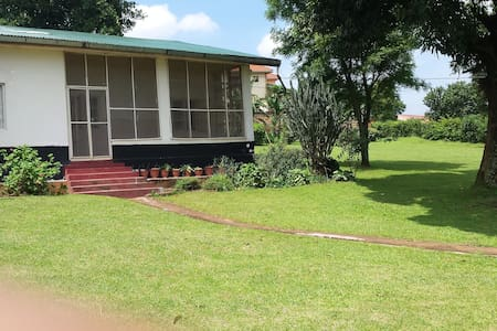 Family-friendly with a large garden - Kampala