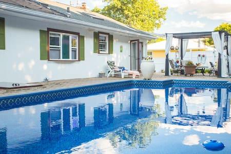 Beautiful, Peaceful Resort Like Home - Ház
