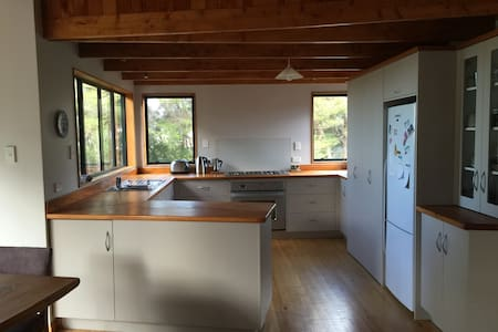 Charlett Point Summer House, Golden Bay - Rangihaeata