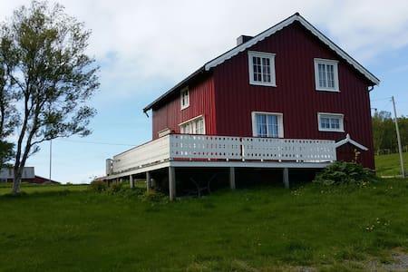 Charming old norwgian house. - Strønstad
