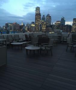City of Brotherly Love - Philadelphia - Apartment