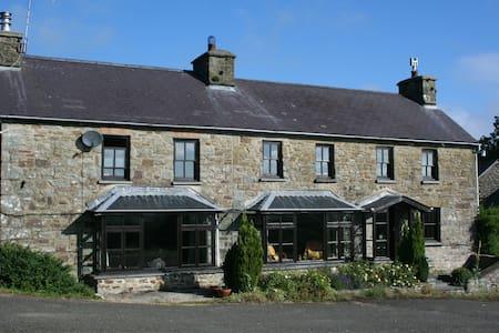 Brenni Farmhouse - Rhydlewis