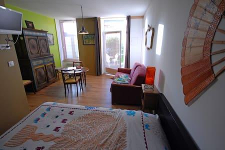 APPART INDÉPENDANT BIEN AU CALME - Trignac - Apartemen