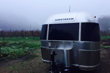 Airstream(s) in the heart of wine country! - Lakókocsi/lakóautó