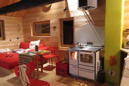 wild experience in Dolomiti - Mazzin - Chalet