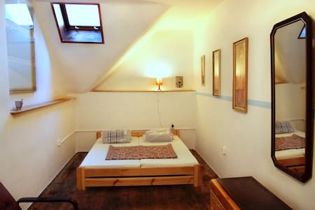 Flat for 3 ps next to the Old Town Sq. - Prague - Apartment