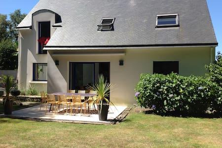 maison individuelle au calme avec spa privatif - Wohnung