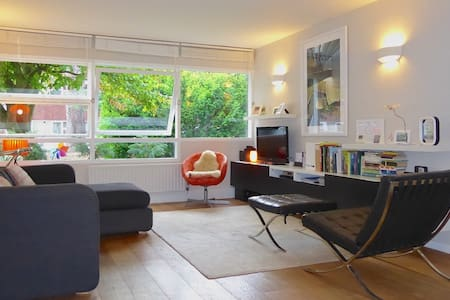 Bright and airy apartment with leafy outlook - Richmond - Apartamento