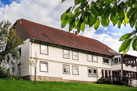 Urlaub auf dem Lindnerhof - Olivia - Osterode am Harz