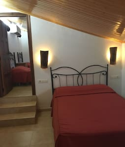 Casa Arrendador - Room 13 - Zarra - Bed & Breakfast