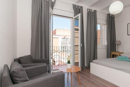 BARCELONA STADIUM BRAND NEW LUXURY - L'Hospitalet de Llobregat - Apartamento