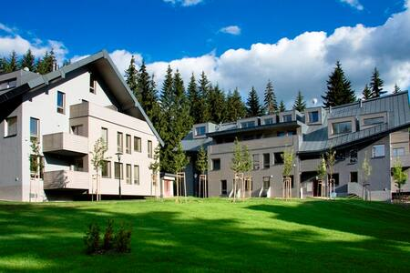 Appartment in hotel resort Resident Harrachov - Wohnung