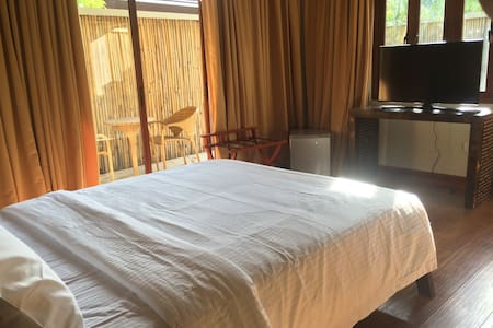 Superior Room with pool & hot spring - Bed & Breakfast