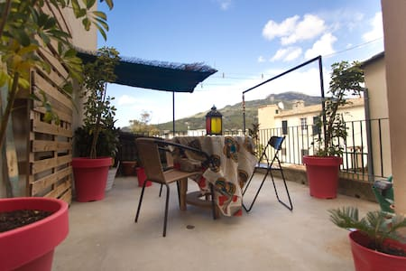 Great Room/Hab doble in Soller. - Apartment