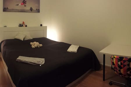Private room in the city centre - Leilighet