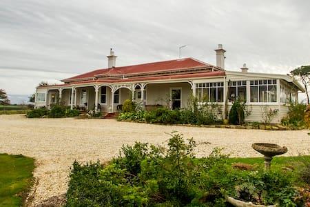 Cressy House Estate Farm Stay - Ev