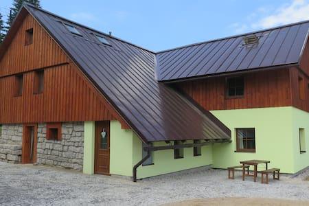 Apartmány skiareál U Vodárny Bedřichov - Apartment