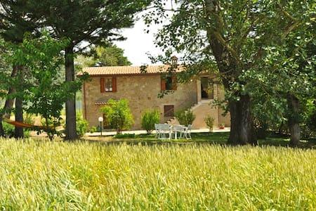 Casa Tua a Pilonico Paterno - Haus