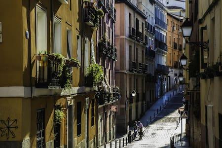Loft con Wifi en el Madrid Centro