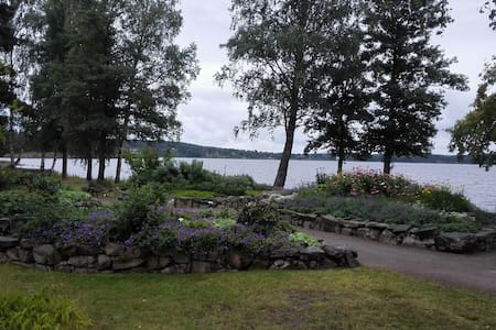 Two rooms flat in central Arvika nearby the lake - Apartamento